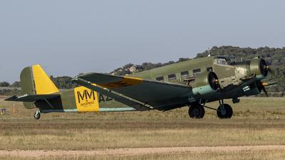F-AZJU - Junkers Ju-52/3m - Private