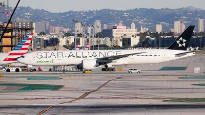 B-16715 - Boeing 777-35EER - Eva Air