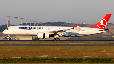 A picture of TCLGE - Airbus A350941 - Turkish Airlines - © MBekir CKMK