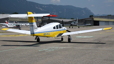 HB-PKX - Piper PA-28RT-201T Turbo Arrow IV - Segel und Motorfluggruppe Grenchen