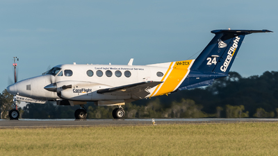 VH-ZCX - Beechcraft B200 Super King Air - Careflight