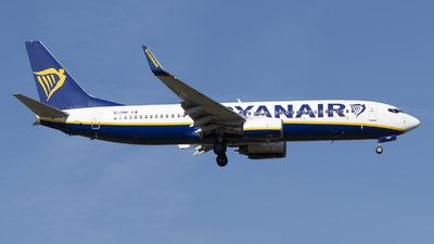 EI-DWP - Boeing 737-8AS - Ryanair