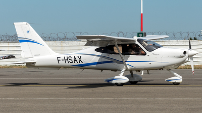 F-HSAX - Tecnam P2010 - Private