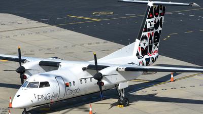 A picture of P2MCG - De Havilland Canada Dash 8100(PF) - PNG Air - © JKKW