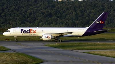 N787FD - Boeing 757-222(SF) - FedEx