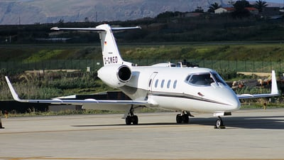 D-CMED - Bombardier Learjet 55 - Private