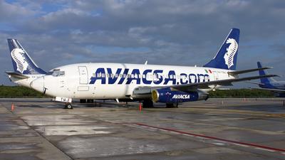 XA-TWJ - Boeing 737-219(Adv) - Aviacsa