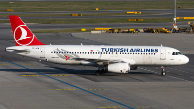 A picture of TCJPM - Airbus A320232 - Turkish Airlines - © Marcel Rudolf
