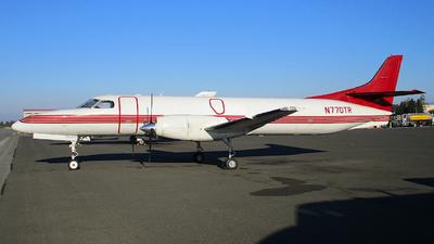 N770TR - Fairchild SA227-BC Metro III - Sierra West Airlines