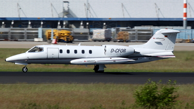 D-CFOR - Bombardier Learjet 35A - Air Alliance
