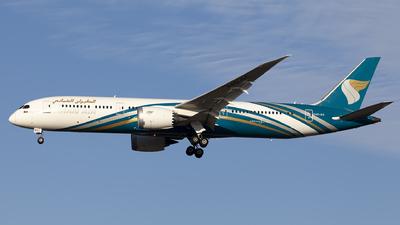 A4O-SC - Boeing 787-9 Dreamliner - Oman Air