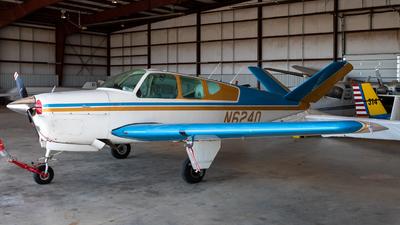 N624Q - Beechcraft H35 Bonanza - Private