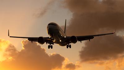 9Y-JMB - Boeing 737-8Q8 - Air Jamaica