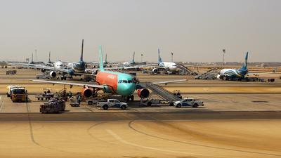OOMS - Airport - Ramp