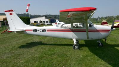 HB-CWE - Reims-Cessna F172N Skyhawk II - AlpAviation