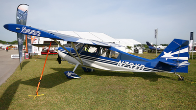 N73XD - American Champion 8KCAB Super Decathlon - Private