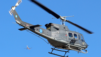 108 - Bell 212 - Guatemala - Air Force