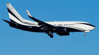 N301SR - Boeing 737-7JV(BBJ) - Private