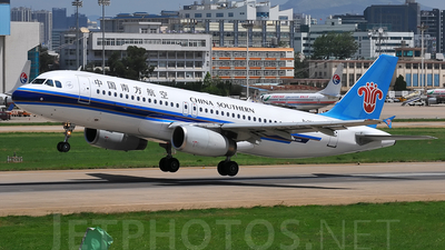 B-2369 - Airbus A320-232 - China Southern Airlines