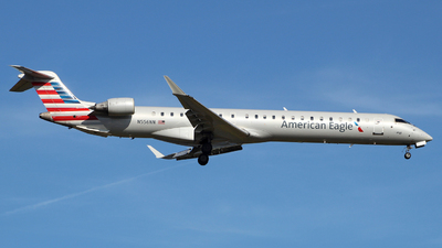 N556NN - Bombardier CRJ-900 - American Eagle (PSA Airlines)