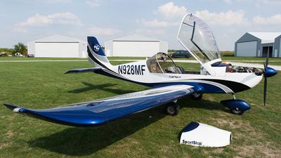 N928MF - Evektor SportStar Plus - Private