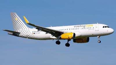 EC-LZF - Airbus A320-232 - Vueling