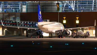 A picture of HZAS58 - Airbus A320214 - Saudia - © Agil Ismail