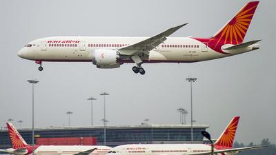VT-ANQ - Boeing 787-8 Dreamliner - Air India