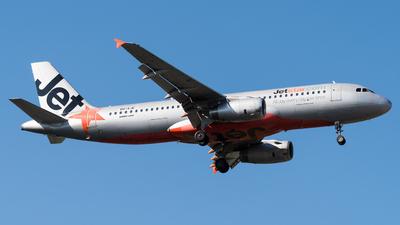 VH-XJE - Airbus A320-232 - Jetstar Airways