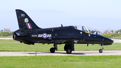 XX313 - British Aerospace Hawk T.1W - United Kingdom - Royal Air Force (RAF)