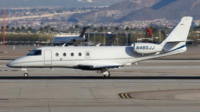 N480JJ - Gulfstream G150 - Private