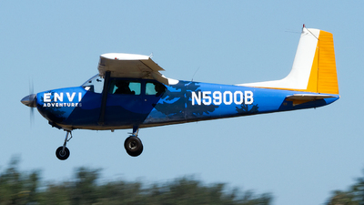 A picture of N5900B - Cessna 182A Skylane - [33900] - © Geoff Landes
