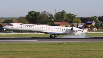 D-ACNE - Bombardier CRJ-900 - Lufthansa Regional (CityLine)