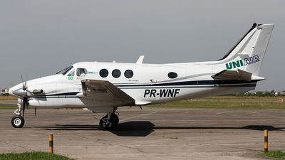 PR-WNF - Beechcraft C90A King Air - UniAir
