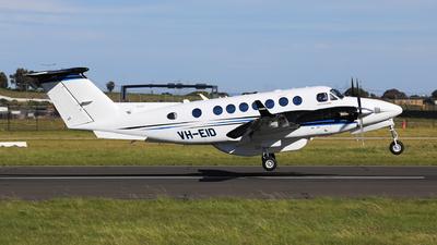 VH-EID - Beechcraft B300 King Air 350ER - Australia - Federal Police