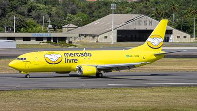 PR-SDM - Boeing 737-4Y0(SF) - Sideral Air Cargo