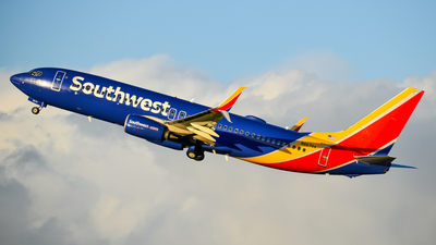 A picture of N8670A - Boeing 7378H4 - Southwest Airlines - © Jasper - PDXJets