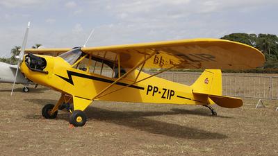 PP-ZIP - Piper J-3C-40 Cub - Private