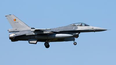 FA-70 - General Dynamics F-16AM Fighting Falcon - Belgium - Air Force