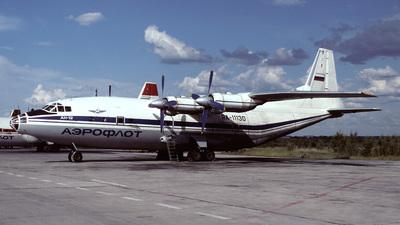 RA-11130 - Antonov An-12B - Nord East Cargo