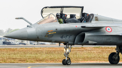 339 - Dassault Rafale B - France - Air Force