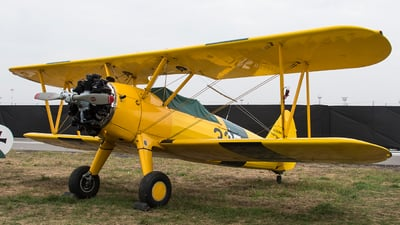 N3994A - Boeing A75N1 Stearman - Private