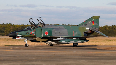 77-6397 - McDonnell Douglas RF-4E Kai Phantom II - Japan - Air Self Defence Force (JASDF)