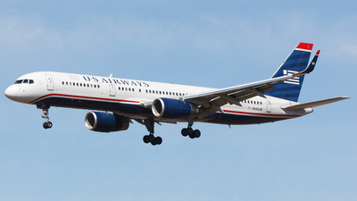 N940UW - Boeing 757-2B7 - US Airways