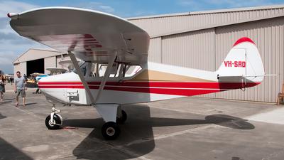 VH-SRD - Piper PA-22-108 Colt - Private