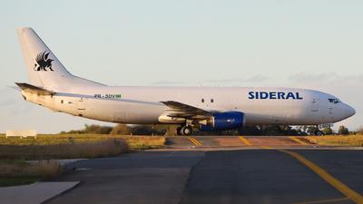 PR-SDV - Boeing 737-4Q8(SF) - Sideral Air Cargo