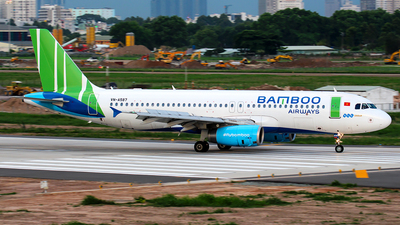 VN-A587 - Airbus A320-232 - Bamboo Airways