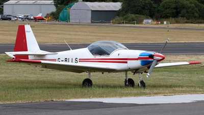G-BLLS - Slingsby T67B Firefly - Private