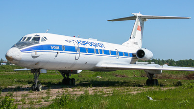 RA-65931 - Tupolev Tu-134BV - Russia - Air Force