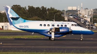 A picture of VHOTE - BAe Jetstream 32 - FlyPelican - © Rory Delaney